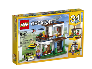 LEGO Creator Modular Modern Home 31068