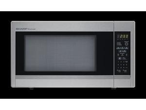 Sharp  R551ZS:  1.8  cu.ft,  1100W  Full-size  Countertop  Microwave