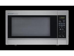 Sharp  R651ZS:  2.2  cu.ft  1200W  Full-size  Countertop  Microwave