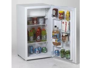 Avanti  RM3306W:  Model  RM3306W  -  3.3  Cu.  Ft.  Refrigerator  with  Chiller  Compartment  -  White