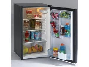 "4.4 CF Auto-Defrost Refrigerator 19 1/2""w x 22""d x 33""h Black"