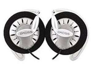 Koss KSC75 Portable Stereo Headphone with Volume Control - 60 Ohm - Wired - Binaural