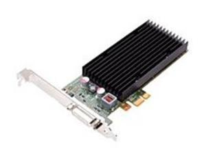 PNY VCNVS300X1-PB Quadro NVS 300 Low-Profile Graphics Card - 512 MB - DDR3