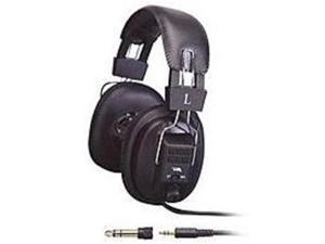 Cyber Acoustics ACM 500RB Ear-cup Stereo Headphones - Wired - 32 Ohms