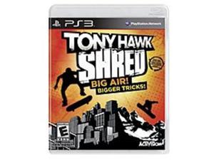 Activision 047875840461 Tony Hawk: Shred Stand-Alone for PlayStation 3