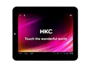 HKC P886A-BK 8-inch Capacitive Touchscreen Tablet PC - 1.5 GHz Dual-Core Processor - 1 GB RAM - 8 GB Storage Memory - Android ...