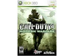 Activision 047875830790 Call of Duty 4: Modern Warfare for Xbox 360