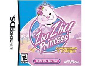 Activision 047875765528 Zhu Zhu Princess: Carriages and Castles for Nintendo DS