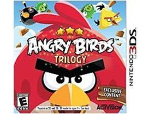 Activision 047875767294 Angry Birds Trilogy for Nintendo 3DS