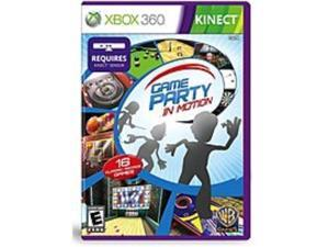 Warner Bros 883929144709 Game Party: In Motion for Xbox 360