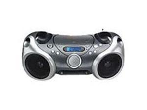 Memorex MP3142 Radio / CD Player Boombox - LCD - CD-DA, MP3