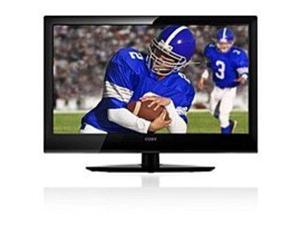 Coby LEDTV2326 23-inch LED HDTV - 1920 x 1080 - 3000:1 - 16:9 - 250 cd/m2 - 6 ms - 60 Hz - VGA (HD-15), HDMI - Black