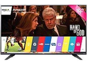 LG UF7700 65UF7700 65-inch 4K Ultra HD LED Smart TV - 3840 x 2160 - TruMotion 120Hz - webOS 2.0 - Quad-Core Processor - Wi-Fi - HDMI
