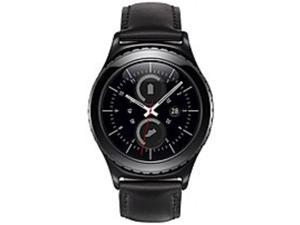 Samsung Gear S2 SM-R7320ZKAXAR Classic Bluetooth Smartwatch with Heart Rate Monitor - Black