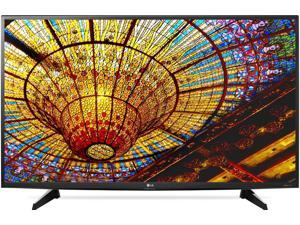LG 49UH6100.A 49-inch 4K Ultra HD LED Smart TV - 3840 x 2160 - TruMotion 120 Hz - webOS 3.0 - Wi-Fi - HDMI