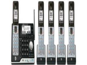 ATT CLP99573 DECT 6.0 Answering System with Caller ID/Call Waiting - 5 Handsets