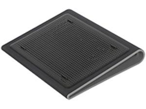 Targus AWE55US Space Saving Chill Mat for Laptops upto 17-inch - Gray/Black