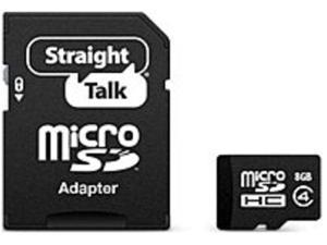 Centon STB13WI014 8 GB microSDHC Straight Talk Memory Card