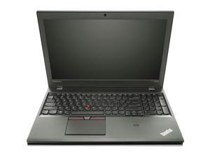 "Lenovo ThinkPad W550s 20E2000XUS 15.6"" LCD Mobile Workstation - Intel Core i7 i7-5500U Dual-core (2 Core) 2.40 GHz - 8 GB DDR3L SDRAM - 500 GB HDD - Windows 7 Professional 64-bit upgradable to ..."