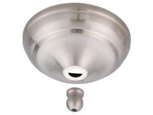 Monte Carlo MC97 Replacement Light Kit Finial, Brushed Steel