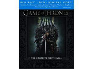 Game of Thrones #58; the Complete First Season  #91;7 Discs #93;