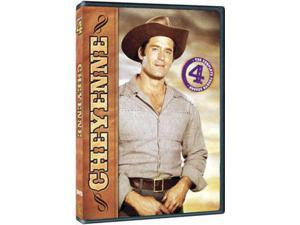 Cheyenne #58; the Complete Fourth Season  #91;4 Discs #93;