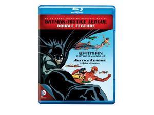 Justice League New Frontier/Batman Gotham Knight