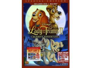 Lady & the Tramp 2-Scamp's Adventure