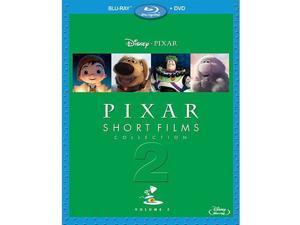 Pixar Short Films Collection, Vol. 2 [2 Discs] [Blu-Ray/Dvd]