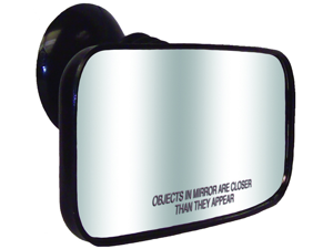 CIPA Mirrors 11050 Suction Cup Mirror