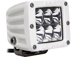 Rigid Industries M-Series - Dually D2 LED Pair - Driving Beam
