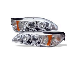 Spyder Auto 847245010407 Halo LED Projector Headlights
