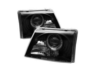 Spyder Auto 847245010520 Halo Projector Headlights