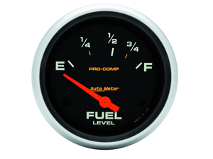 Auto Meter 5416 Pro-Comp Electric Fuel Level Gauge