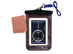 Waterproof Camera Case compatible with the Samsung ST150F / ST151F/ ST152F
