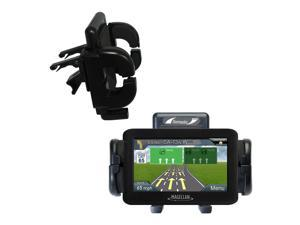 Vent Swivel Car Auto Holder Mount compatible with the Magellan Roadmate 2620 / 2620-LM