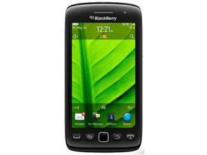 Blackberry Torch 9860 PDA Touch Screen Wifi GPS MP3 Camera Phone Unlocked Quad Band Phone (Black)