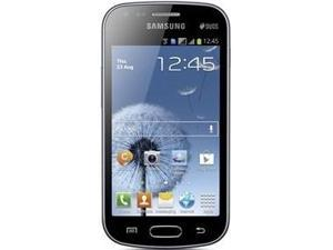 Samsung Galaxy S Duos S7562 Quad Band Unlocked Android GSM Phone (Black)