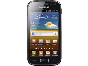 Samsung Galaxy Ace 2 i8160 Quad Band Unlocked GPS Dual Core HD 4GB 5MP Droid (Black)
