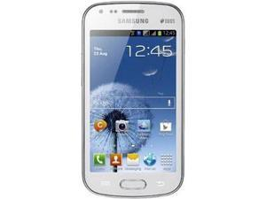 Samsung Galaxy S Duos S7562 Quad Band Unlocked Android GSM Phone (White)