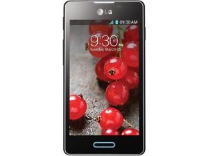 LG Optimus E460 L5 II Quad Band Android 1GHz CPU PDA Phone (Black)