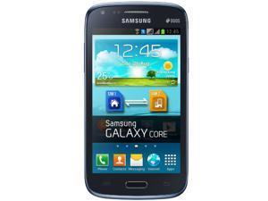 Samsung I8262 Galaxy Core Duos Dual Sim Quad Band GPS Smartphone (Blue)