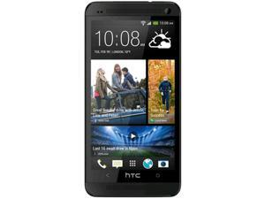 HTC ONE 801N 32GB UNLOCKED GSM GENUINE OEM 4G LTE 800/1800/2600 & 3G HSDPA 850/900/2100 & 2G QUAD BAND (Black)