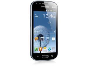 Samsung Galaxy S Duos 2 - S7582 DUAL SIM Quad Band Android Phone (Black)