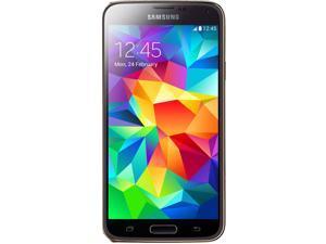 Samsung Galaxy S5 SM-G900 G900H Unlocked Quad Band Phone, Most advance phone in todays market (Black)