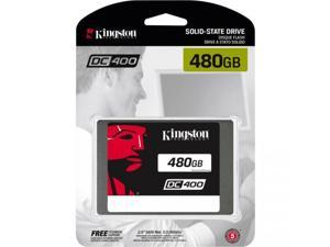 "Kingston SSDNow DC400 SEDC400S37/480G 2.5"" 480GB SATA III Enterprise Solid State Disk"