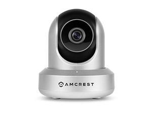 Amcrest HDSeries 720P POE (Power Over Ethernet) IP Security Surveillance Camera System IPM-721ES (Silver)