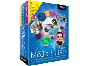 Cyberlink Media Suite v.14.0 Ultra - Image Editing Box - PC
