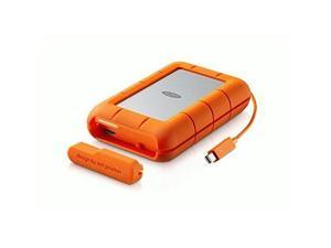 LaCie Rugged Raid, Thunderbolt and USB 3.0 4TB  (STFA4000400)