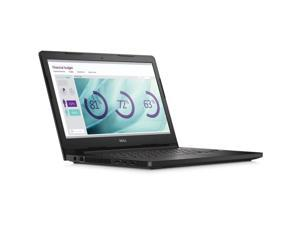 "Dell Latitude 14 3000 3460 14"" LCD 16:9 Notebook - 1366 x 768 - Intel Celeron 3215U Dual-core (2 Core) 1.70 GHz - 4 GB DDR3L SDRAM - 500 GB HDD - Windows 10 Pro 64-bit - Black - Intel HD Graphics"